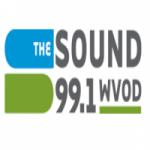 Logo da emissora WVOD 99.1 FM