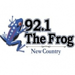 Logo da emissora WFGF 92.1 FM