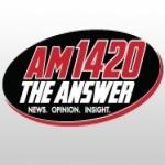 Logo da emissora WHK 1420 AM