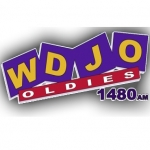 Logo da emissora WDJO 1480 AM