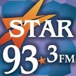 Logo da emissora WAKW 93.3 FM