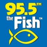 Logo da emissora WFHM 95.5 FM