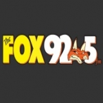 Logo da emissora WOFX 92.5 FM