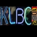 Logo da emissora KLBC 106.3 FM