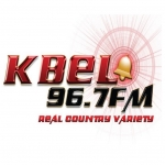 Logo da emissora Radio KBEL 96.7 FM
