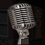 Logo da emissora Radio KITC 106.5 FM