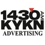Logo da emissora KYKN 1430 AM