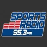 Logo da emissora KUJZ 95.3 FM