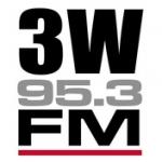 Logo da emissora WZWW 95.3 FM