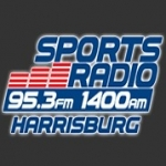 Logo da emissora WHGB 1400 AM
