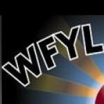 Logo da emissora WFYL 1180 AM