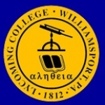 Logo da emissora WRLC 91.7 FM