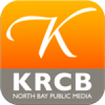Logo da emissora Radio KRCB 91.1 FM