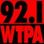 Logo da emissora WTPA 92.1 FM