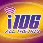 Logo da emissora WNFN 106.7 FM