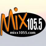 Logo da emissora WSEV 105.5 FM