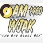 Logo da emissora WJAK 1460 AM