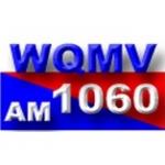 Logo da emissora WQMV 1060 AM