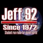 Logo da emissora Radio WJEF Jeff 91.9 FM