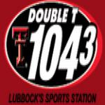 Logo da emissora KTTU 104.3 FM