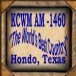 Logo da emissora KCWM 1460 AM