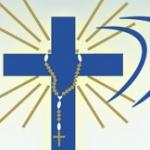 Logo da emissora KJMA  89.7 FM