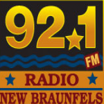 Logo da emissora KNBT 92.1 FM