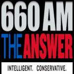 Logo da emissora KSKY 660 AM