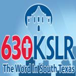 Logo da emissora KSLR 630 AM