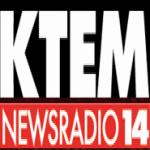 Logo da emissora KTEM 1400 AM