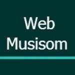 Logo da emissora Rádio Web Musicsom
