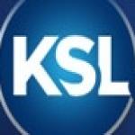Logo da emissora KSL 102.7 FM