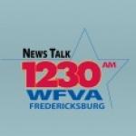 Logo da emissora WFVA 1230 AM