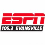 Logo da emissora Radio WJLT ESPN 105.3 FM