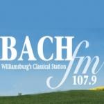 Logo da emissora WBQK 107.9 FM