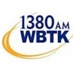 Logo da emissora WBTK 1380 AM