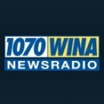Logo da emissora WINA 1070 AM