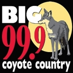Logo da emissora KXLY 99.9 FM