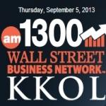 Logo da emissora KKOL 1300 AM