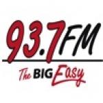 Logo da emissora WEKZ 93.7 FM