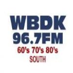 Logo da emissora WBDK 96.7 FM