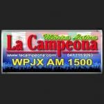 Logo da emissora WBJX 1500 AM