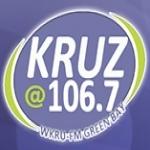 Logo da emissora WKRU 106.7 FM
