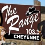 Logo da emissora KRAN 103.3 FM