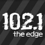 Logo da emissora Radio CFNY The Edge 102.1 FM