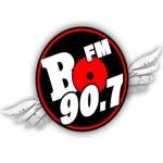 Logo da emissora Radio CFBO 90.7 FM