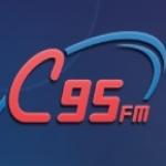 Logo da emissora Radio CFMC C95 95.1 FM