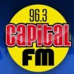 Logo da emissora Radio CKRA Capital 96.3 FM
