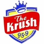 Logo da emissora Radio KRSH 95.9 FM