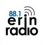 Logo da emissora Radio CHES Erin 88.1 FM
